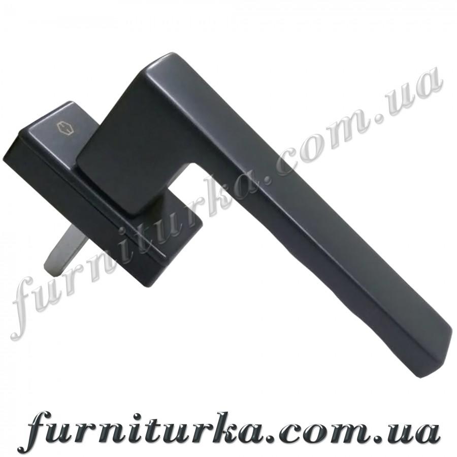Ручка оконная Hoppe Toulon Secustik®, антрацит