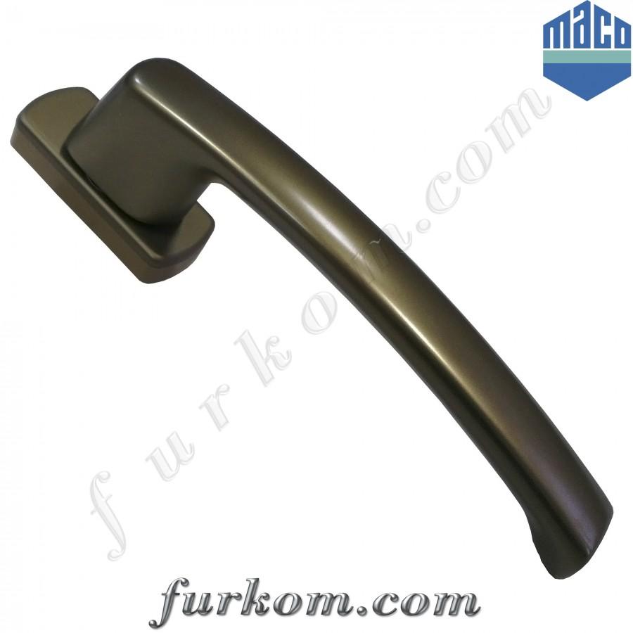 Ручка для раздвижной системы Масо (бронза), без штифта