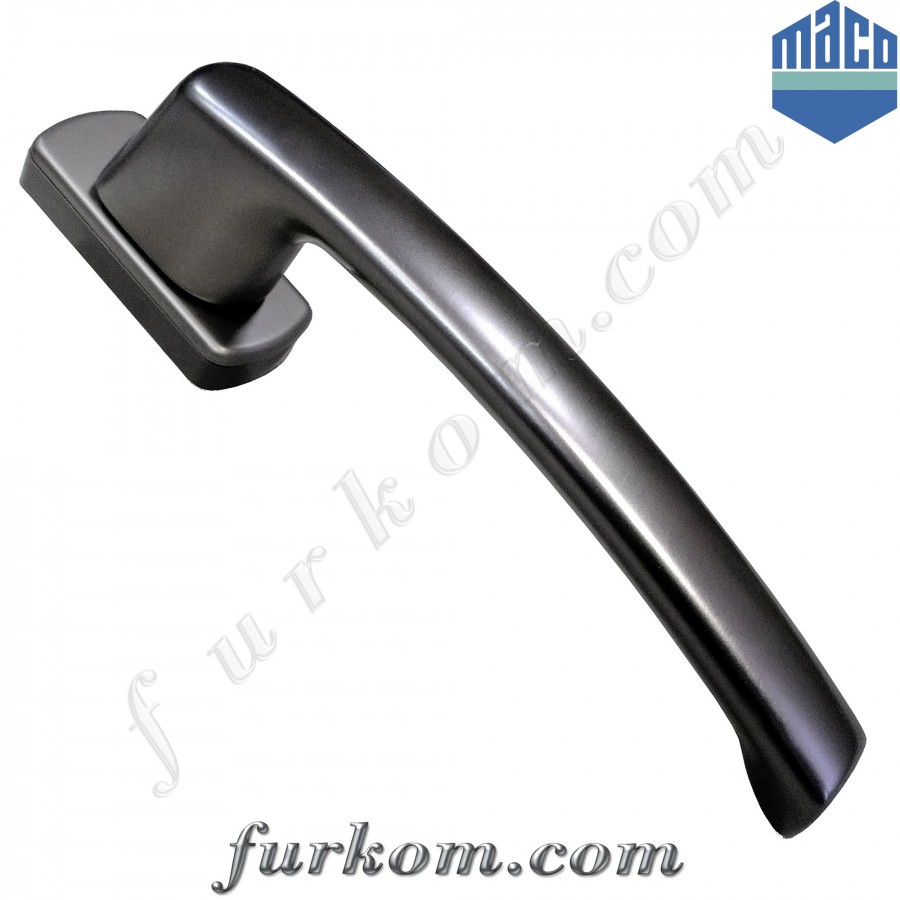 Ручка для раздвижной системы Масо (титан), без штифта