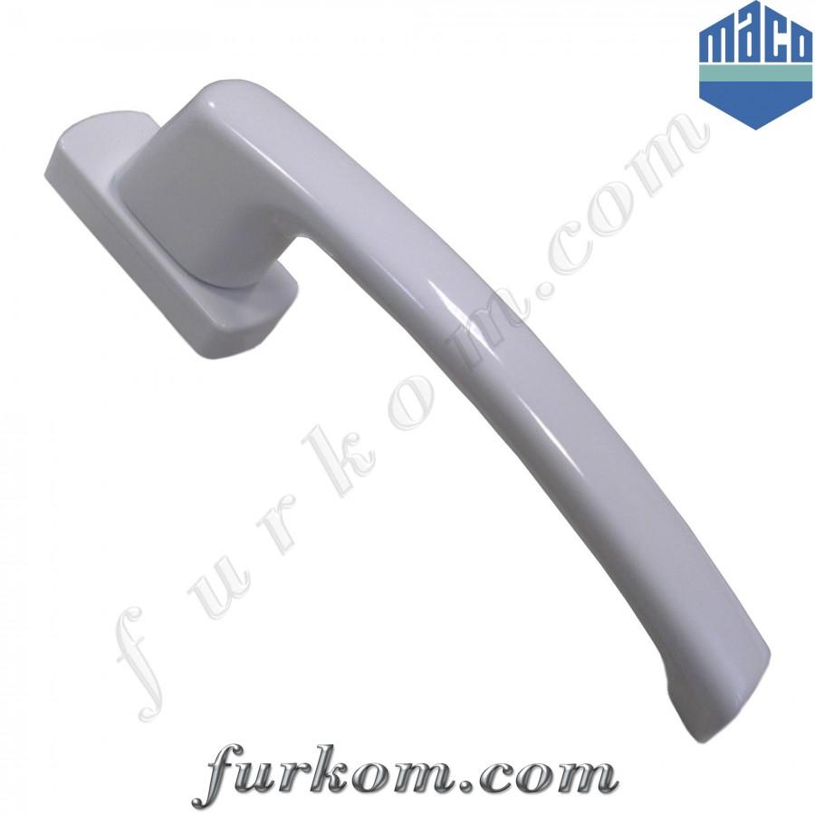 Ручка для раздвижной системы Масо (белая), без штифта