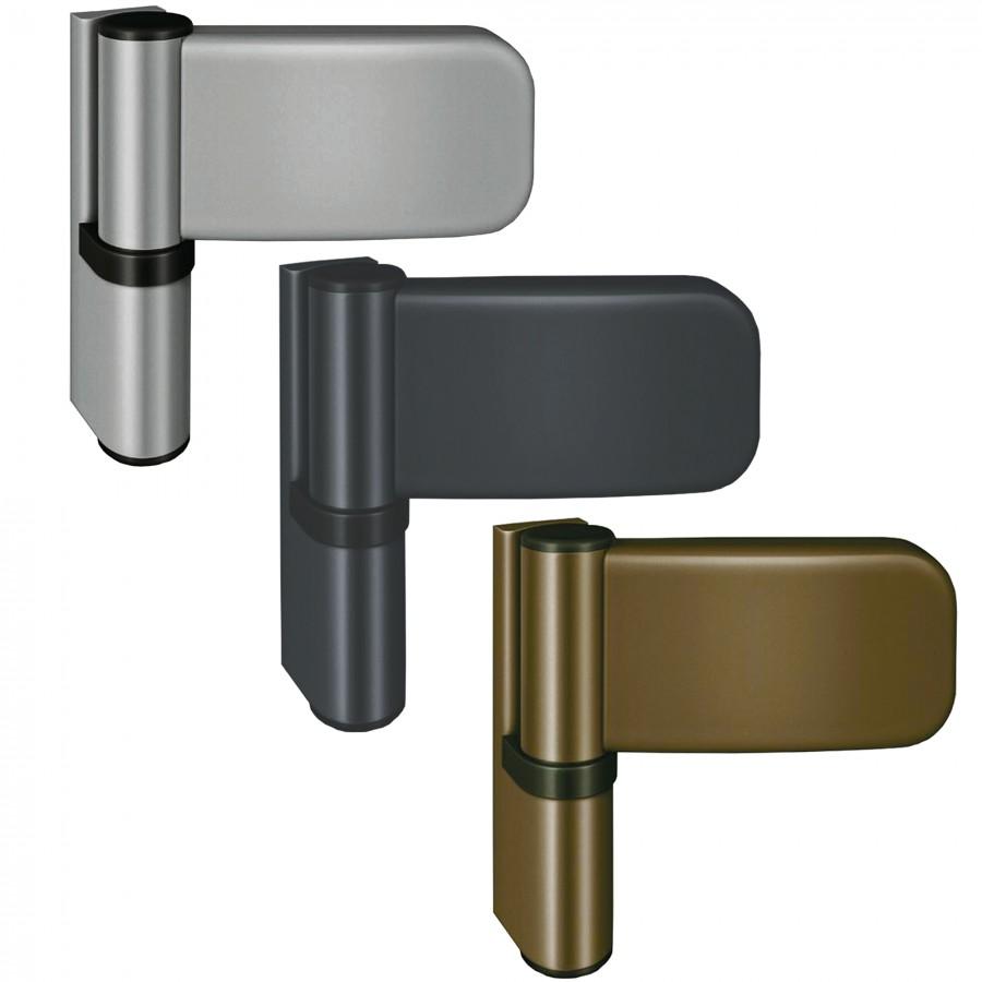 Петли SIMONSWERK для пластиковых дверей (серия SIKU)