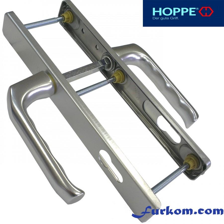 2205528 Ручка дверная Hoppe London (серебро)